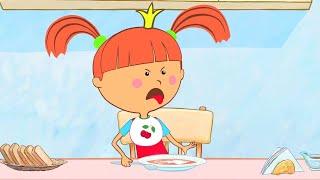 Download Жила-была Царевна - Про еду - Серия 6 - Веселые развивающие и обучающие мультики Video