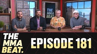 Download The MMA Beat: Episode 181 – MMA Fighting Video