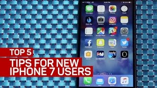 Download The top 5 tips for new iPhone 7 users Video