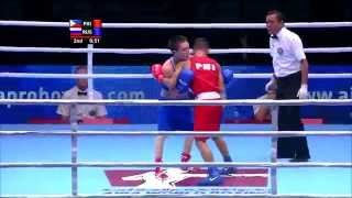 Download AIBA World Boxing Championships Doha 2015 - Session 11 - Semifinals Video