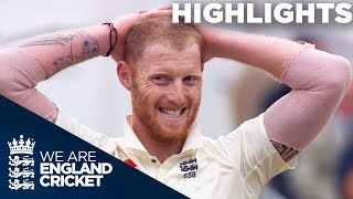 Download Kohli Hits Brilliant 97 As Stokes Returns | England v India 3rd Test Day 1 2018 - Highlights Video