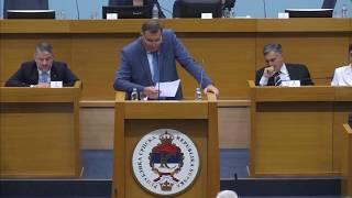 Download Sukob Milorada Dodika i Draska Stanivukovica (BN Televizija 2019) HD Video