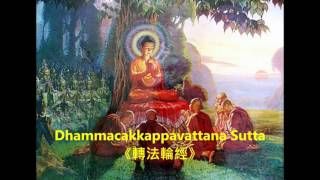 Download Dhammacakkappavattana Sutta《轉法輪經》 Video