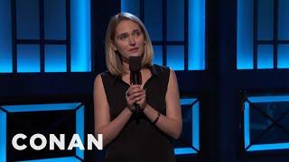 Download Jena Friedman: Treat Nazis Like You Treat Women - CONAN on TBS Video