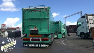 Download Nice different Trucks - Scania V8 sound | Spectacular Volvo FH 16 750 Video