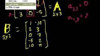 Download Introduction to matrices Video