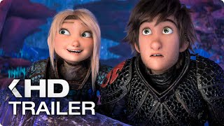 Download HOW TO TRAIN YOUR DRAGON 3 All Clips & Trailers (2019) Video