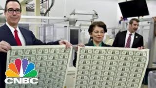 Download Treasury Secretary Steve Mnuchin And Treasurer Jovita Carranza Are Now On The $1 Bill | CNBC Video
