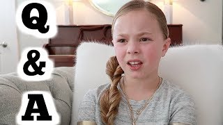 Download Kids Honest Q and A Video