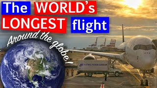 Download The Longest Flight in the World | A350-900ULR Business Class Singapore Airlines Video