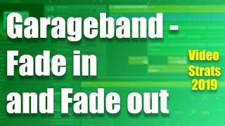 Download Garageband - How to Fade In and Fade Out Track Video