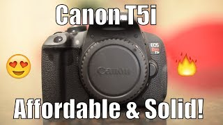 Download Canon EOS Rebel 700D (T5i) Full Review Best DSLR For Beginners! | NYC Photography Video