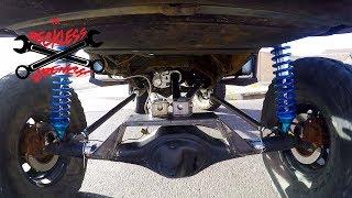 Download Ford Ranger 4 Link Suspension Build - (2018) Reckless Wrench Garage Video
