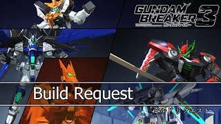 Download [PS4] Gundam Breaker 3 : Build Request [Remaining] Video