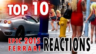 Download Ferrari Reaction - Top 10 from 2015 Video