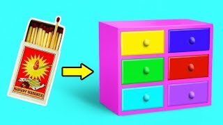 Download 22 SIMPLE DIYs FOR A MINIATURE DOLLHOUSE Video