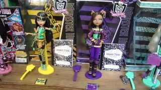 Download Ma collection de Monster High !!!!!!!!!!!!!!! :) Video