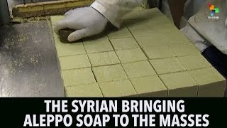 Download The Syrian Bringing Aleppo Soap to the Masses Video