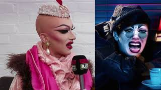 Download Sasha Velour talks All Stars 3, Riverdale and life after winning RuPaul's Drag Race Video