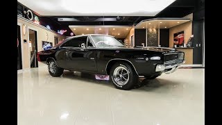 Download 1968 Dodge Charger HEMI For Sale Video