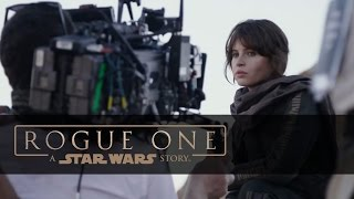 Download Rogue One: A Star Wars Story ″Introducing Jyn Erso″ Featurette Video