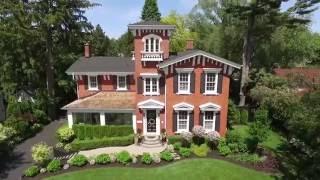Download Classic Italianate-Style Villa in Oakville, Canada Video