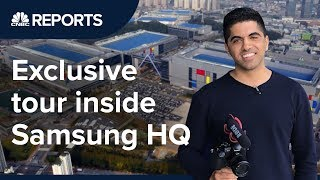 Download Inside Samsung's global headquarters in South Korea | CNBC Reports Video