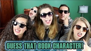 Download GUESS THAT BOOK CHARACTER! Video