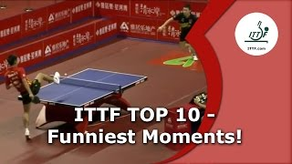 Download Table Tennis's 10 Funniest Moments Video