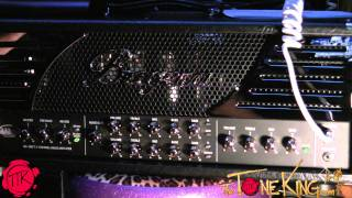 Download Bugera 333XL Infinium Amp DEMO & REVIEW ~ Winter NAMM 2012 NAMM'12 Video