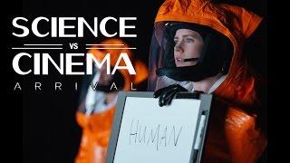 Download Science vs Cinema: ARRIVAL Video