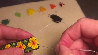 Huichol Beading with Recolor App Free Download Video MP4 3GP