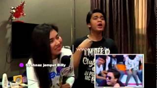 Download Syahnaz Jemput Bily di Rumah - dahSyat 09 April 2015 Video