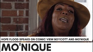 Download Hope Flood On Mo'Nique Apologizing To Her Over Comic View $150 Boycott: ″We Never Got Residuals..″ Video