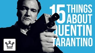 Download 15 Things You Didn't Know About Quentin Tarantino Video