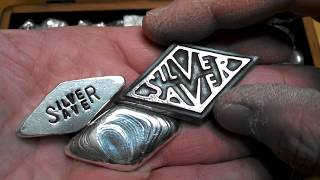Download A Brand New Silver Saver Bar Has Graced My mailbox 💜 Video