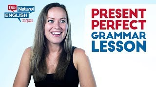 Download How to Answer ″How long have you been here?″ Present Perfect English Grammar Lesson Video