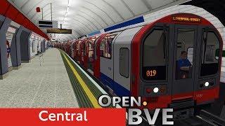 Hmmsim 2 Ride - London Underground Victoria Line - 2009 Stock Free