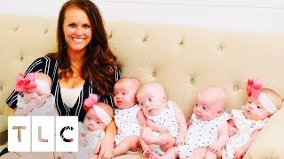 Download The Sextuplets Very First Outing | Sweet Home Sextuplets Video