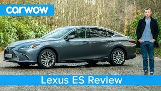 Download Lexus ES 2020 in-depth review - see if it's better than a BMW 5 Series? Video