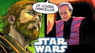Download The Moment Obi-Wan Started To HATE Palpatine!!(CANON) - Star Wars Comics Explained Video