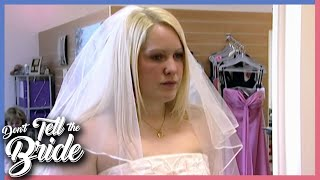 Download Wedding Dress Fitting Gone Wrong - Don't Tell The Bride Video