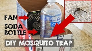 Download DIY Mosquito Trap that Actually Catches Mosquitoes Video