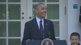 Download President Obama Pardons the National Thanksgiving Video