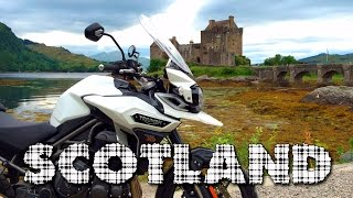Download Scotland Adventure / Triumph Tiger Explorer XR / MotoGeo Adventures Video