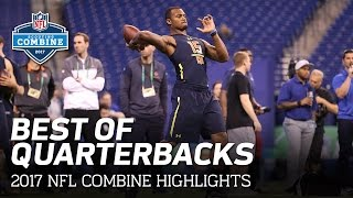 Download Best of Quarterbacks | 2017 NFL Combine Highlights Video