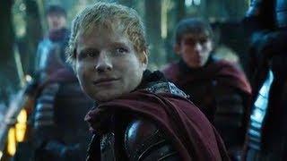 Download Ed Sheeran SINGS In Game Of Thrones Cameo For Season 7 Premiere Video
