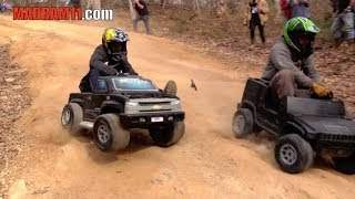 Download EXTREME BARBIE JEEP RACING 2017 AT RBD Video