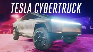 Download Tesla Cybertruck first ride: inside the electric pickup Video
