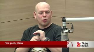 Download ″Prie pietų stalo″: Gabrielius Svaras Liaudanskas ir Justinas Jankevičius Video
